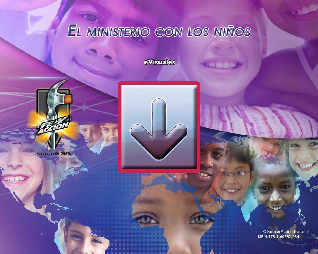 El Ministerio con los Niños - Archivo comprimido eVisuales - 4432-32SX